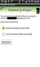 Google Chrome to Phone - Vom Browser zum Handy!