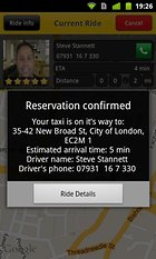 Get Taxi – The London Edition