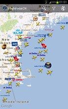 Flightradar24 Pro - Que se passe t-il au dessus de nos têtes ?