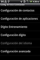 Cyberon Voice Commander(ES) – Controles futurísticos desde tu smartphone
