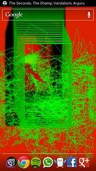 projectM Music Visualizer - Winamp Tarzı Görseller ile Oluşan Dinamik Duvar Kağıtları