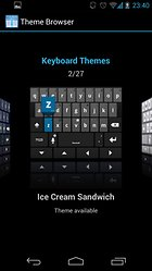 Thumb Keyboard (Phone/Tablet) - probabilmente la miglior tastira per tablet?