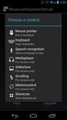 Mouse & Keyboard Remote - Tout contrôler