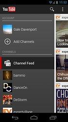 YouTube - Googles Fenster