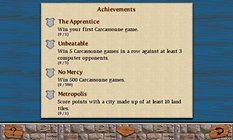 Carcassonne -- A Blast from the Past?