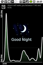 Sleep as Android - Bonne nuit les petits !