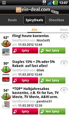 Mein-Deal.com Schnäppchen App – Noch nie war Schnäppchen machen so einfach!