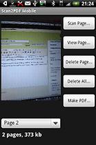 Scan2PDF Mobile Lite