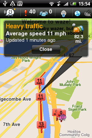 Waze: Community GPS navigation - Commuting Made Easy | AndroidPIT