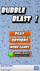 Bubble Blast !. Explota, explota, me explooooo....!!