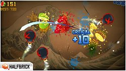 Fruit Ninja Free – Salade de fruits allégée !