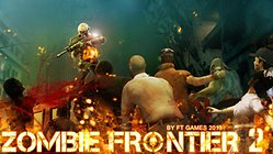 Zombie Frontier 2:Survive - Les morts vivants reviennent