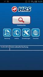 Portal de hoteles – HRS