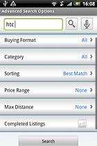 App oficial de eBay. Nunca comprar fue tan fácil