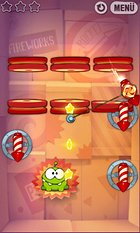 Cut the Rope: Experiments – Om Nom and the Nutty Professor