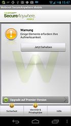 Webroot Security & Antivirus - Rundum geschützt