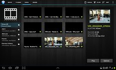 mVideoPlayer – Video player per smartphone e tablet