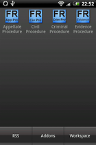 DroidLaw - Your Android Attorney