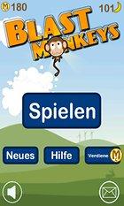 Blast Monkeys - Vorsicht, fliegender Affe!