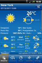 WeatherPro - Let the sun shine