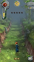 Temple Run: Brave --  Get ready to slip and slide again!