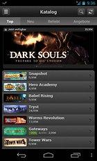 Steam – La célèbre plateforme de jeux sur Android