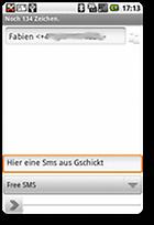 Gschickt FREE (SMS Geschickt)