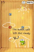 Cut the Rope – El original, ahora para Android