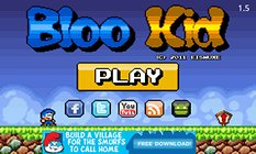 Bloo Kid - Old-School Gaming At Its Best