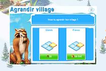 L'Âge de Glace : Le Village - Organisez votre communauté