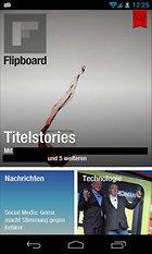 Flipboard: Deine soziale Nachrichten App