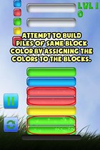 Falling Blocks - Tetris with a major color twist!