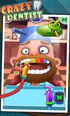 Crazy Dentist - Fun games: Una experiencia dolorosa
