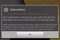 Fire Helicopter - Save the Forest!