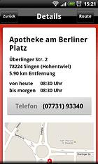 Apotheken - Im Notfall gerüstet!