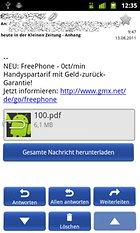GMX Mail - Wirklich klasse!