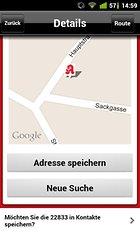 Apotheken - Die Notfall-App