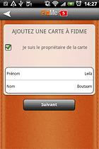 FidMe - Cartes de fidélité : simplement très bien