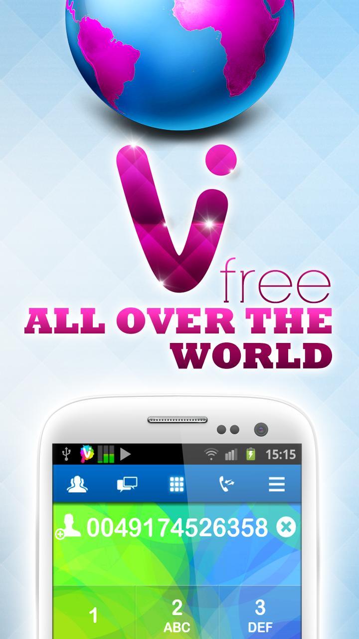 application android pour appeler gratuitement a l etranger