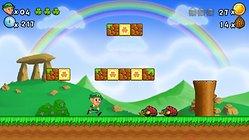 Lep's World 2 - Mario fürs Smartphone