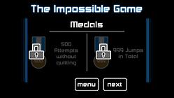Le jeu impossible : Essaye encore !