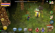 Pocket Legends (3D MMO) -- einfach super!