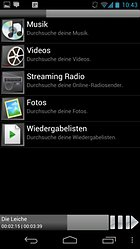 Media Center Control - Remote-Steuerung für den Windows Media Player