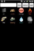 Alchemy. Transmuta el alma de los elementos...