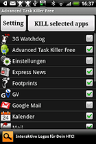 Advanced Task Killer Free