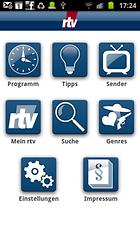 Der rtv-Fernsehguide - Besten Überblick über das gesamte Fernsehprogramm