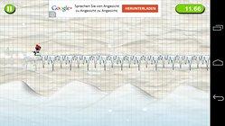 Stickman Ski Racer (Free) – Ab auf die Piste!