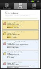 A1 SD Bench - Der Benchmark für Speicher, Speicherkarte und RAM