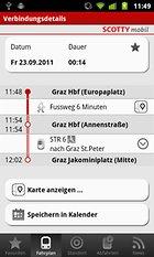 SCOTTY mobil - Endlich auch offizielle Öffi-Routenplanung für Android