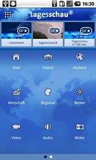Tagesschau - Das Studio auf Deinem Android!
